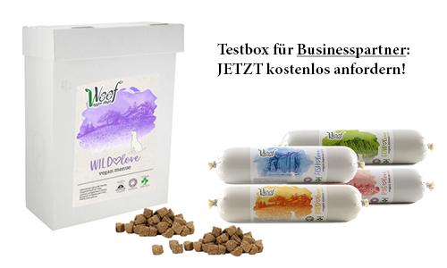 Testbox für Businesspartner